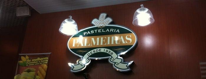 Pastelaria Palmeiras is one of Coxinha ao Caviar.