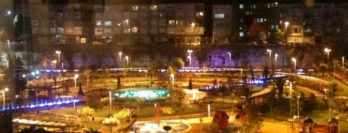 Çukurbostan Şehir Parkı is one of yeni yerler.