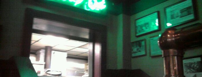 The Green Lantern Lounge is one of Best Pizza.