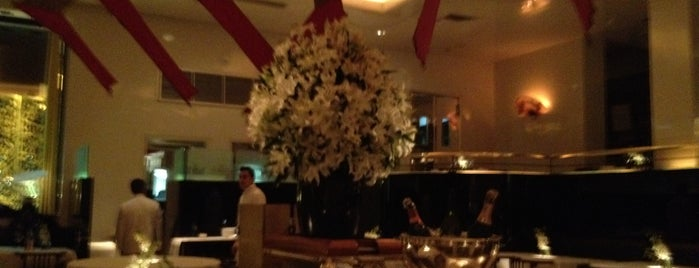 Mr. Chow is one of NYC Restaurant Week Uptown.