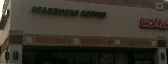 Starbucks is one of Done.
