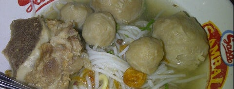 Bakso Romo-Romo is one of Guide to Mataram's best spots.