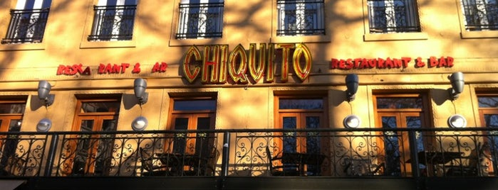 Chiquito is one of Restaurants I've been to.