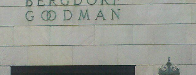 Bergdorf Goodman is one of Impeccable Taste..