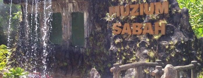 Muzium Negeri Sabah is one of Kota kinabalu.