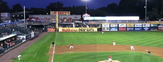 FNB Field is one of Sweet Spots of Hershey Harrisburg, PA #visitUS #4s.