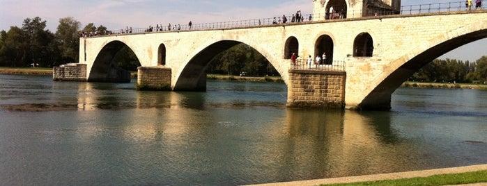 Pont d'Avignon   Pont Saint-Bénézet is one of Trips / Vaucluse, France.