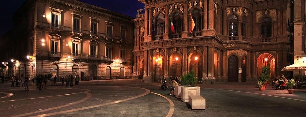 Teatro Massimo Bellini is one of Where find City Map.