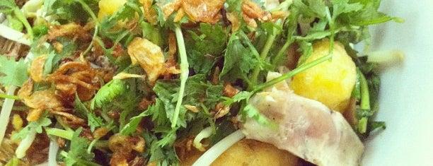 Bánh đúc miến trộn Lê Ngọc Hân is one of ăn uống Hn.