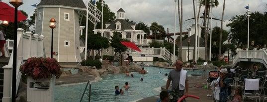 Disney's Yacht Club Resort is one of Walt Disney World Resorts.