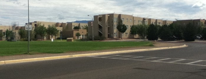 University of New Mexico is one of College Love - Which will we visit Fall 2012.