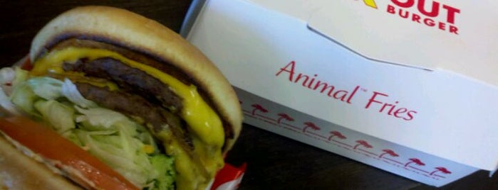 In-N-Out Burger is one of SF Welcomes You.
