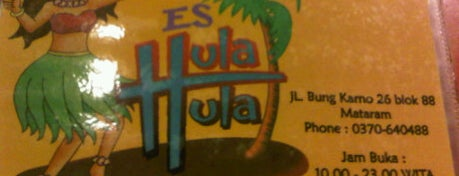 Es Hula Hula is one of Guide to Mataram's best spots.