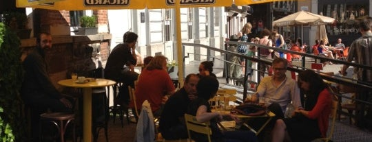 Café Romain is one of Posti salvati di Berten.