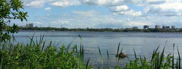 Alsterufer is one of Best sport places in Hamburg.