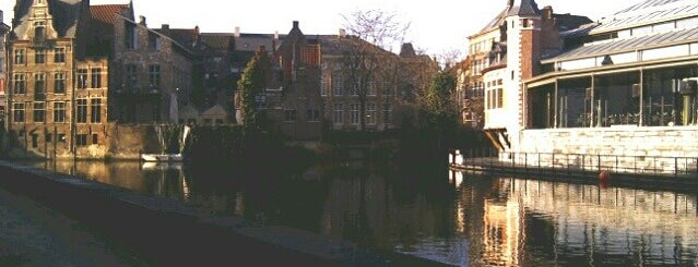 Groot Vleeshuis is one of Ghent for #4sqCities president!.