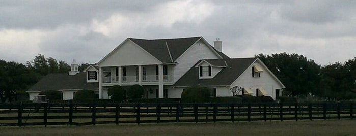 Southfork Ranch is one of Dallas Outings.