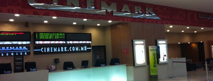 Cinemark is one of prefeitura.