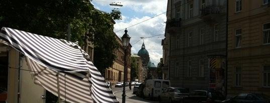 U Lehel is one of Munich Sights.