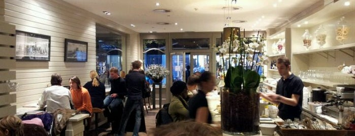 Mamy Louise is one of Brussels restaurants, bars & nightclubs.