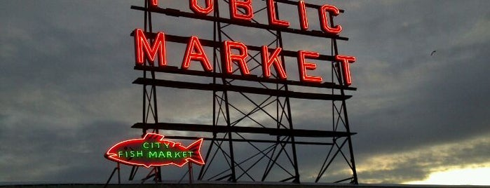 Pike Place Market is one of Must-have Experiences in Seattle.