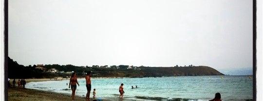 Playa de Pragueira is one of Pontevedra.