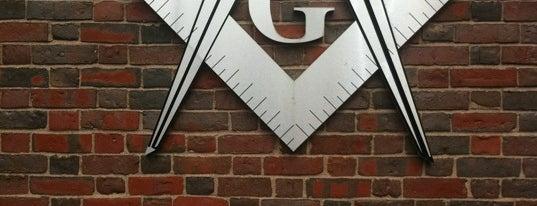 Scottish Rite Freemasons Supreme Council, 33 is one of Massachusetts Masonic Lodges.