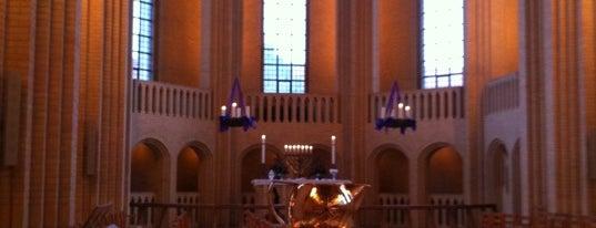 Grundtvigs Kirke is one of Copenhagen #4sqCities.