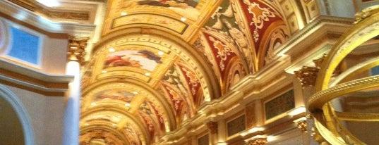 Venetian Resort & Casino is one of USA Trip 2013 - The Desert.
