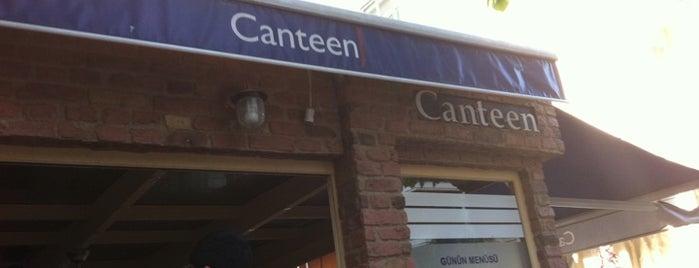 Canteen is one of İzmir'de uğranılması gereken lezzet noktaları.