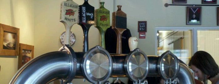 Allagash Brewing Company is one of Awesome Stops in Portland, Maine #VisitUS.