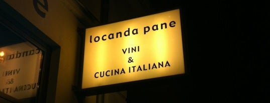 Locanda Pane is one of Berlin.