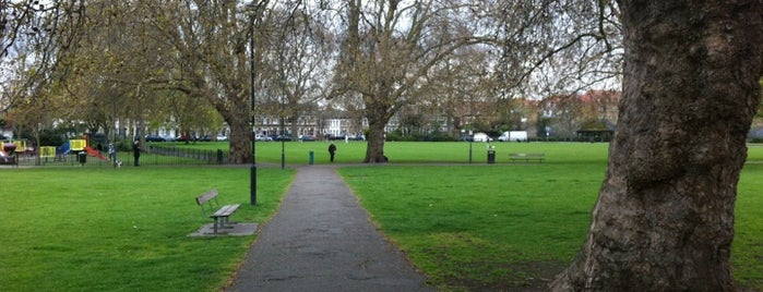 Eel Brook Common is one of Fulham FC History.
