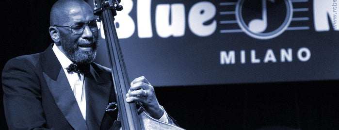 Blue Note is one of 4sq Specials in Milan.