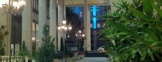 The Westgate Hotel is one of Best Places to Check out in United States Pt 6.