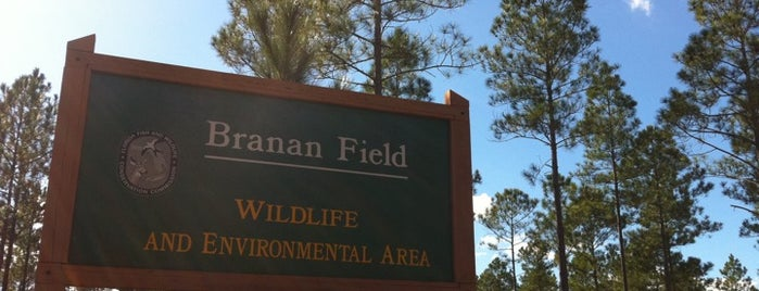 Branan Field Wildlife and Environmental Area is one of Parks & Trails.