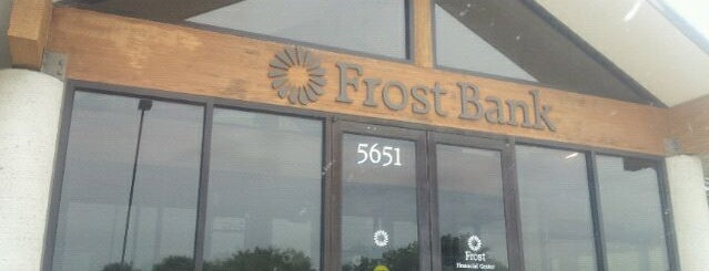 Frost Bank is one of Single joints of Ft worth.