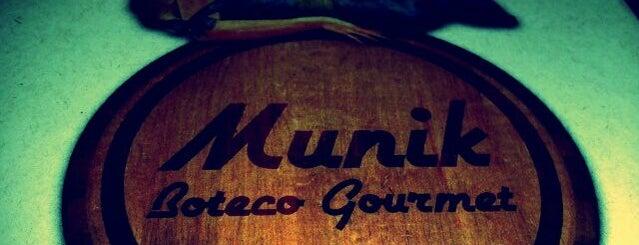 Munik Boteco Gourmet is one of Comer e Beber em Salvador.