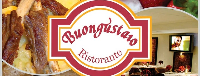 Buongustaio Ristorante is one of Fui.