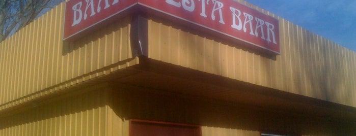 Vesta Baar is one of The Barman's bars in Tallinn.