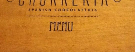 Churreria Spanish Chocolateria is one of nyam!.