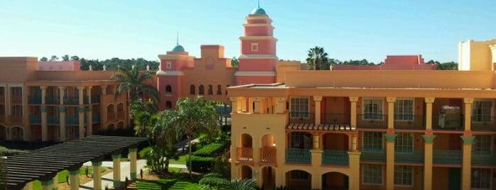 Disney's Coronado Springs Resort is one of Walt Disney World Resorts.