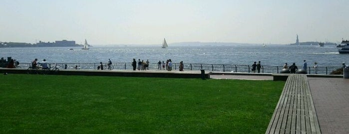 Battery Park is one of Favorite FREE NYC Outdoors.