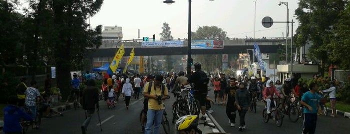 Dago Car Free Day is one of Bandung Tourism: Parijs Van Java.