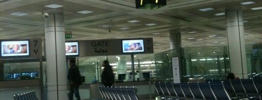 Doha International Airport (DOH) مطار الدوحة الدولي is one of I Love Airports!.