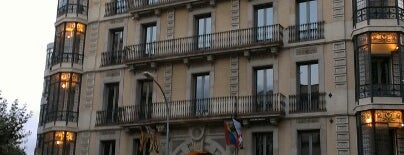 Axel Hotel is one of I love Barcelona!.