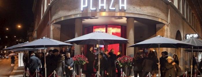 Plaza Club is one of Nice plekken.