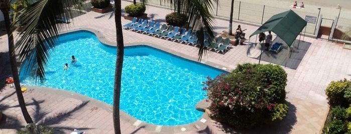 Hotel El Pescador is one of Puerto Vallarta Hotels.