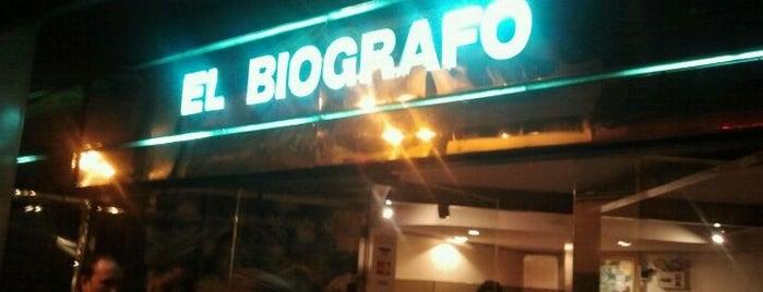 El Biógrafo is one of Cines en Santiago.