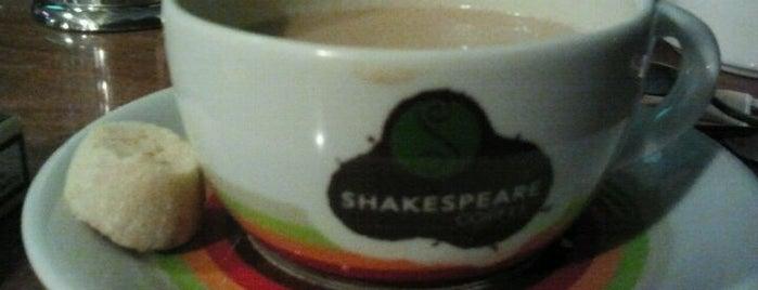 Shakespeare Coffee & Bistro is one of Best places in Bursa, Türkiye.